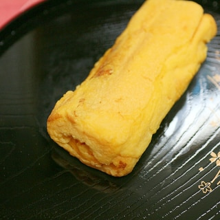 はんぺんで!ふわふわ卵焼き(巻き寿司用)