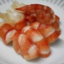 えびの旨煮(ちらし寿司のトッピングとして