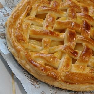 簡単だけど、すごっく美味しいアップルパイ