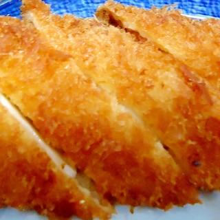 冷凍いかフライ 揚げ焼き方法