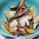 レンジで簡単作り置き♪ゼンマイの煮物