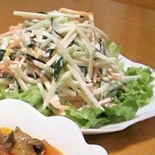 簡単おかず★ごぼうサラダ