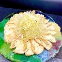 電子レンジで簡単!!鶏の中華風前菜