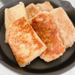 離乳食後期から☆きな粉と豆乳のフレンチトースト