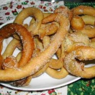 タピオカ粉とHM使用した簡単HBで作るドーナツ