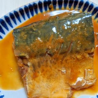 基本の鯖味噌