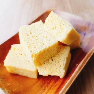 ダイエットに☆レンジでおから蒸しパン