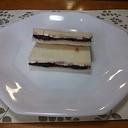 ブルーベリージャムとクリームチーズのサンドイッチ