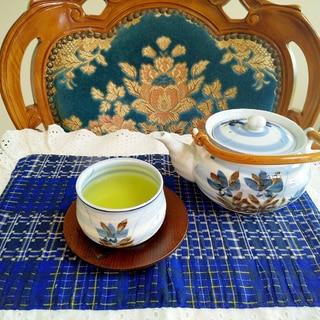 白湯プラス日本茶