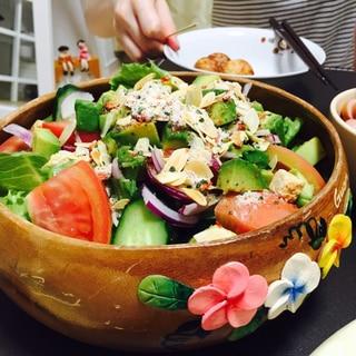 ☆食卓がグンっと華やかに☆ ボウルサラダ