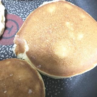 生おから☆ふわふわ♪パンケーキ