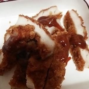鶏胸肉で作る簡単チキンカツ