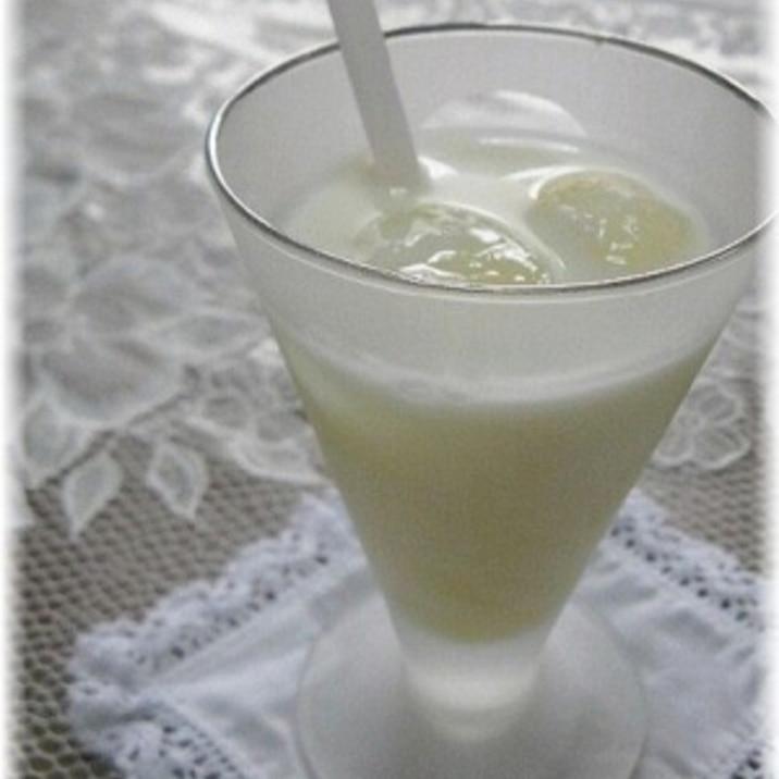 豆乳ヨーグルトカルピス