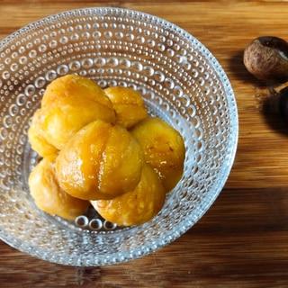 糖質オフの簡単マロングラッセ