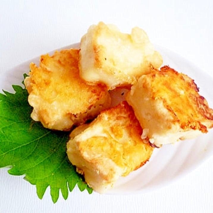 高野豆腐のチーズ天ぷら