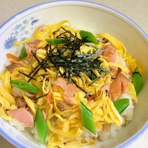 おばあちゃんの☆ちらし寿司