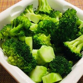 【基本編】ブロッコリーの切り方&簡単おいしい茹で方