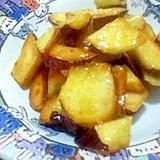 ぱりぱり中華ポテト