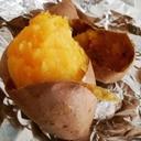 店より美味い!ねっとり絶品焼き芋★オーブンレンジで