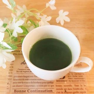 きれいになる青汁緑茶