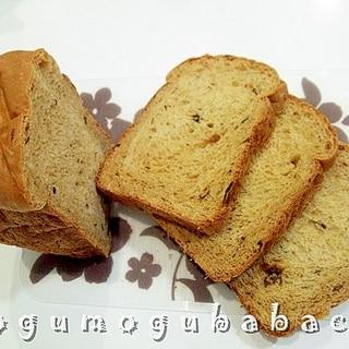 HBで作る☆プルーンシナモン食パン