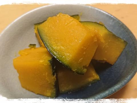 時短煮物☆めんつゆでかぼちゃ煮