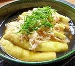 簡単☆茄子と帆立缶の上品あんかけ☆冷製OK!