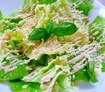 サラダ菜★絶品チーズサラダ