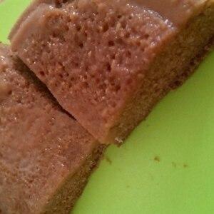 食べごたえ◎ずっしりプロテイン蒸しパン