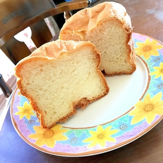 ホエー入り☆食パン