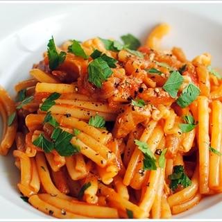 イタリア人気No.1アマトリチャーナのカサレッチェ