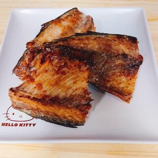 簡単!サバの醤油麹漬け焼き