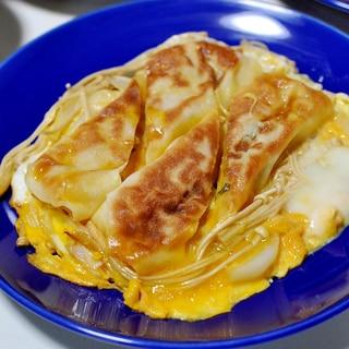 春巻きリメイク*春巻きの卵とじ*