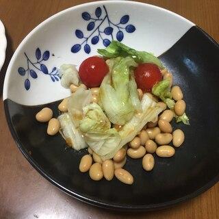 オリジナルドレッシングサラダ