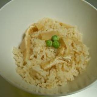簡単レシピ 竹の子土佐煮で作る簡単竹の子ご飯!!