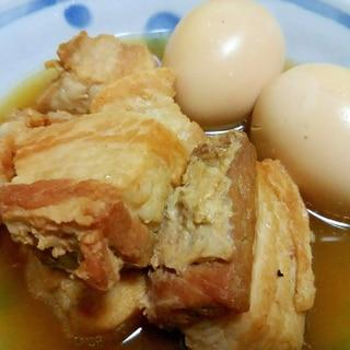 五香粉が決め手!角煮&煮卵