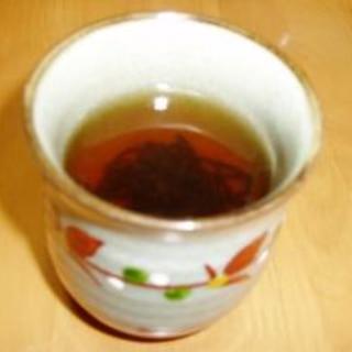 塩昆布で梅昆布茶
