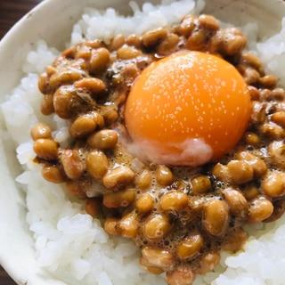 ごはんですよで納豆ご飯☆