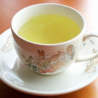 すっきり!大葉(青しそ)のお茶♪