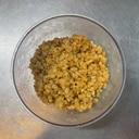 もち麦のもろ味噌風