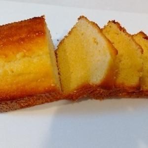 HMで♪はちみつレモンパウンドケーキ