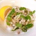 ラープ・ムー☆ピリ辛豚ひき肉サラダ[タイ料理]