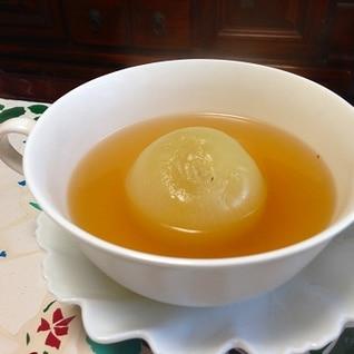 丸ごと玉ねぎスープ