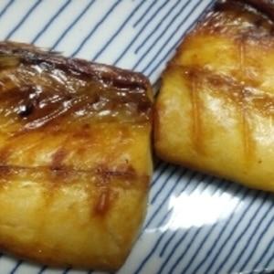 塩サバのさっぱり☆ぽん酢焼き