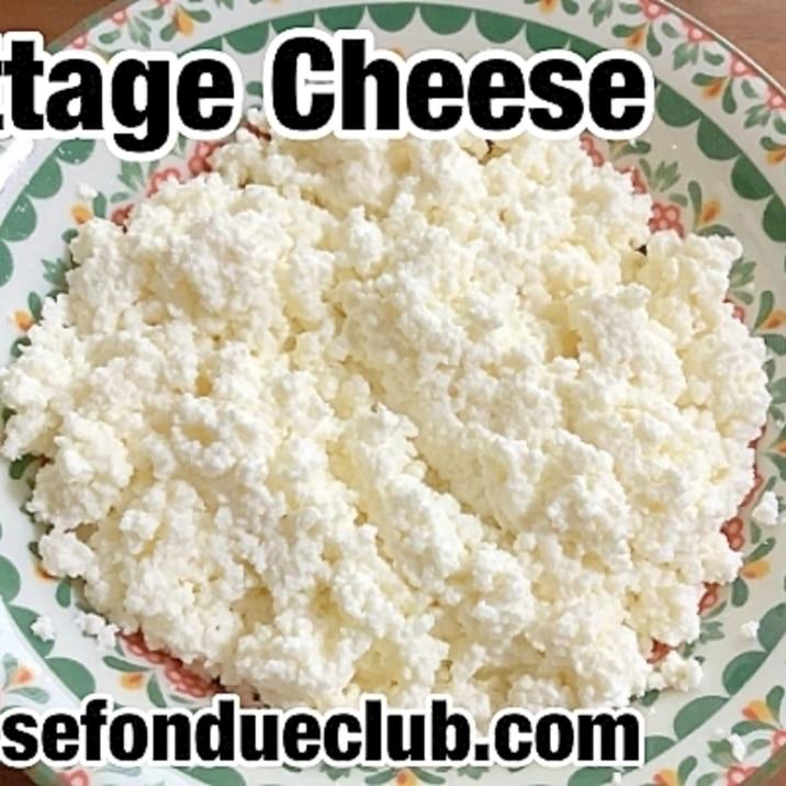 おいしいカッテージチーズの作り方