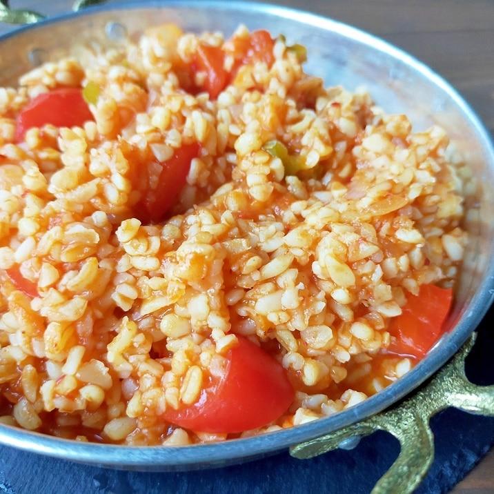 トルコ料理★トマト入りアシュ