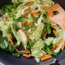 うちのおかず 基本の野菜炒め
