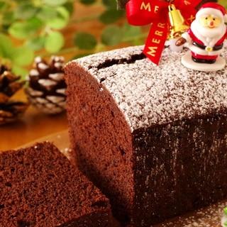 ホットケーキミックスで作れる♪クリスマスケーキ