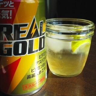 【リアルゴールド】黄金色のジャパニーズカクテル