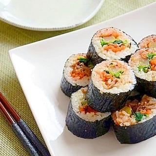 韓国風海苔巻き(キンパ)